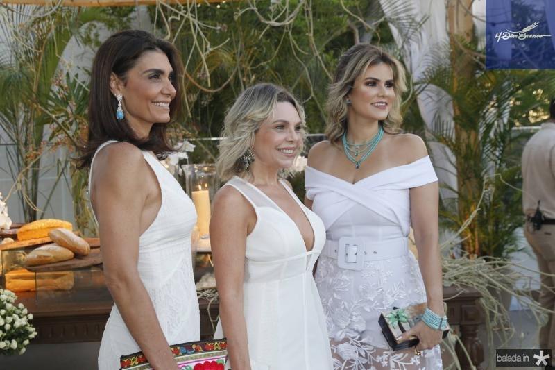 Rebecca Albuquerque, Lilian Porto e Kerine Moreira 2