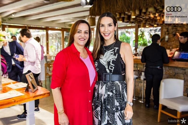 Nadja Correa e Marcela Turbay