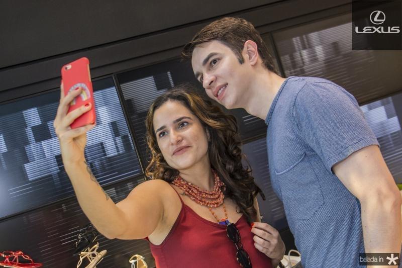 Mariana Marques e Andre Albuquerque