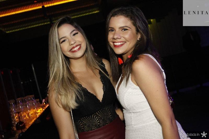 Irene Costa e Monaliza Alves