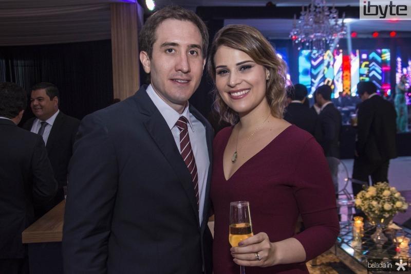 Luiz Bittencourt e Mila Bittencourt