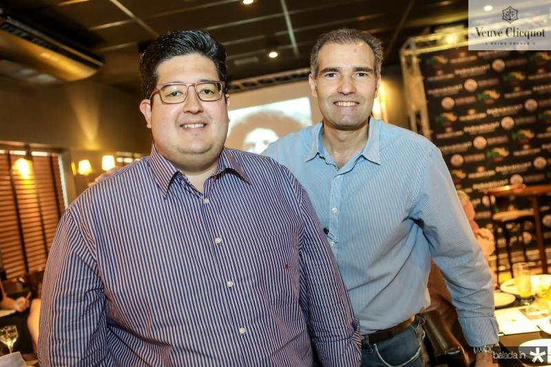 Iuri Torquato e Eduardo Figueiredo
