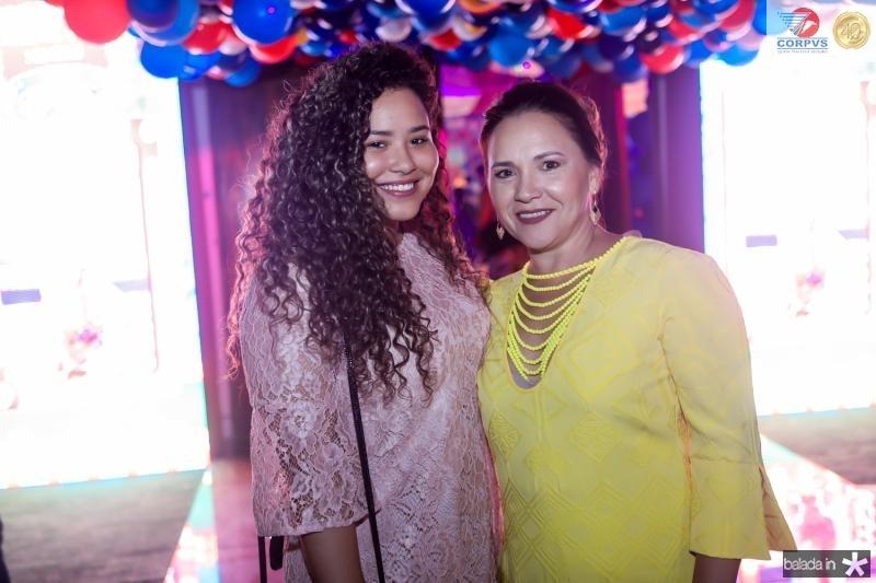 Gabriela Cruz e Mazia Silva