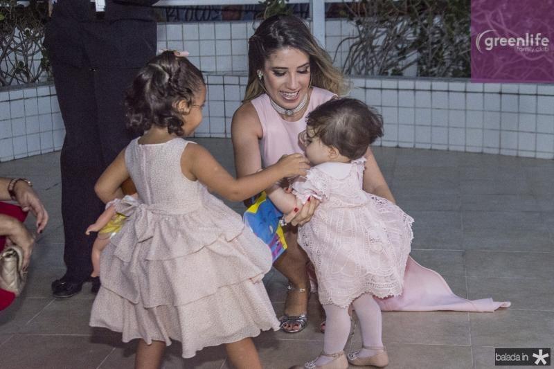 Lais Teixeira, Liana Sa e Sara Sa