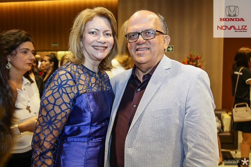 Marfiza e Fernando Ximenes