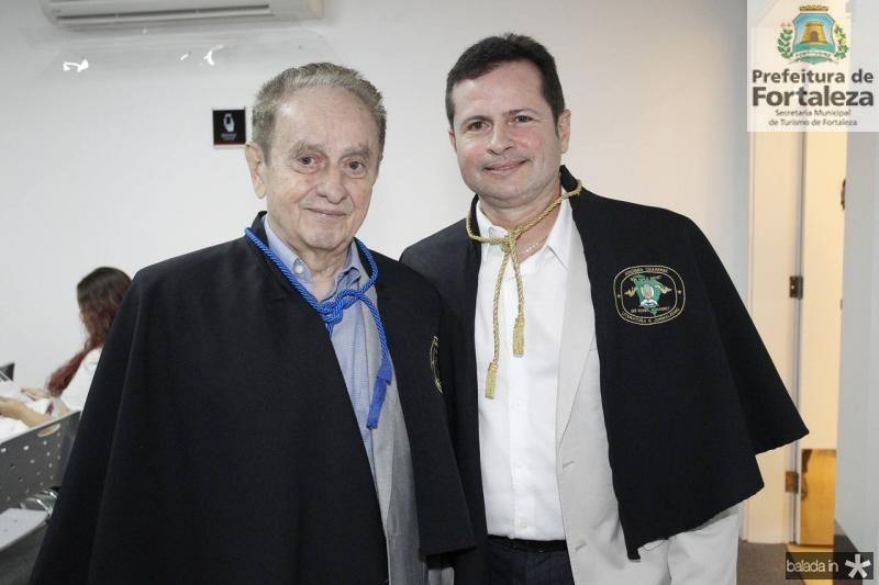 Cassio e Marcos Andre Borges
