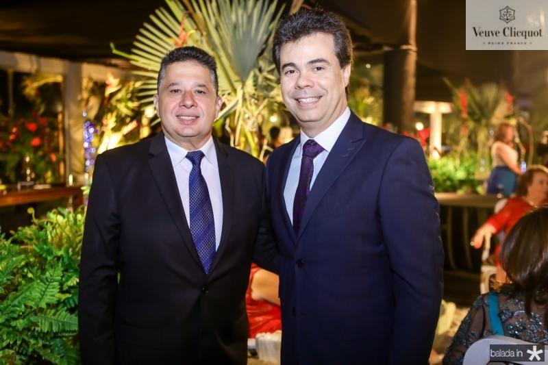 Gerardo Bastos Filho e Duda Brigido