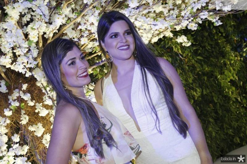 Renata Furtado e Patricia Trindade