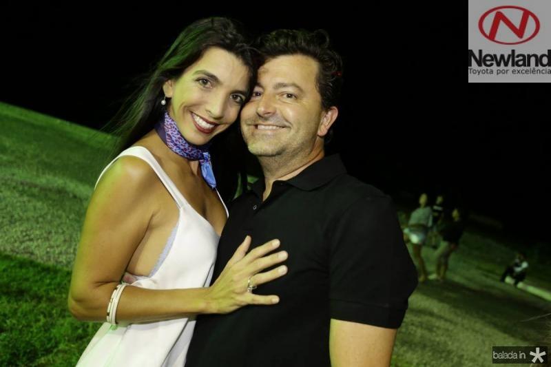 Rafaela e George Vieira
