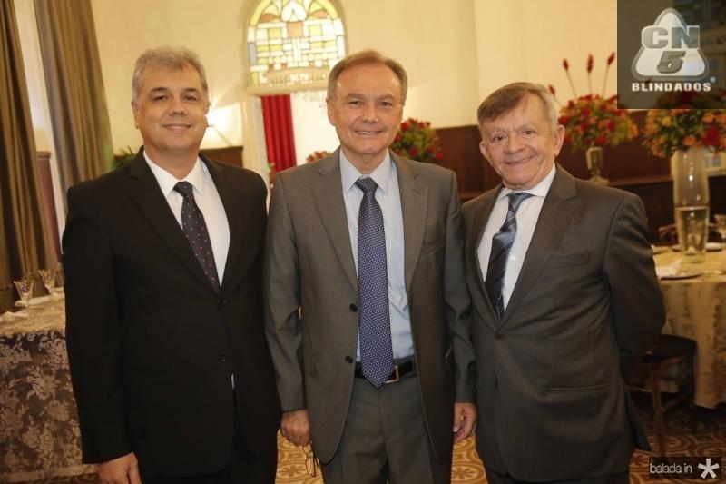 Magno Camara, Adauto Farias e Edilmo Linhares 1