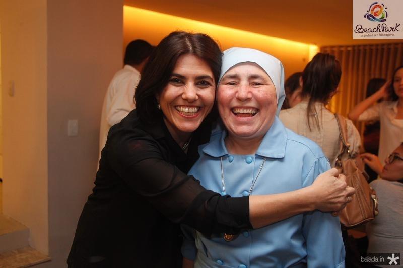 Isabel Figueiredo e Irmã Conceição