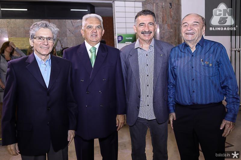 Padua Lopes, Tales Sa Cavalcante, Artur Bruno e Ednilo Soarez