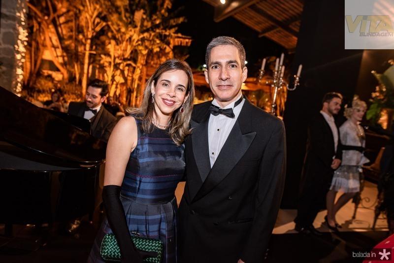 Debora e Felipe Bezera