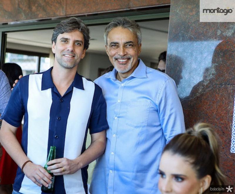 Rui do Ceará e paulo Angelim
