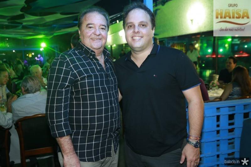 Chiquinho e Daniel Aragao
