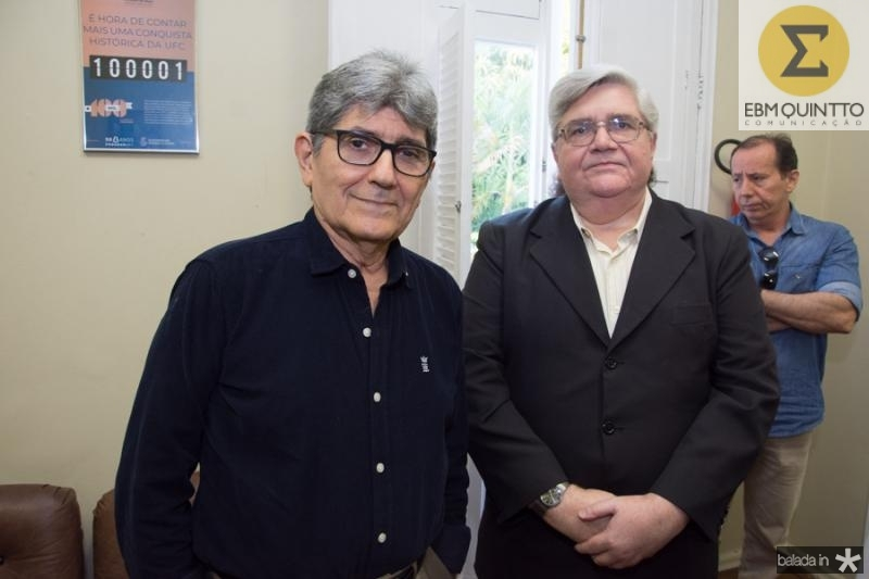 José Augusto Bezerra e Euripedes Chaves Junior