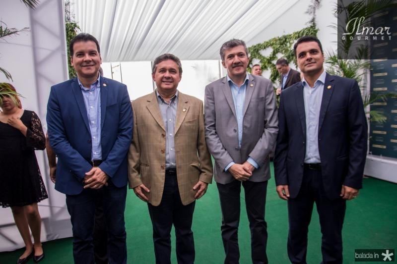 Ezio Feitosa, Porto, Antonio Henrique e Gardel Rolim