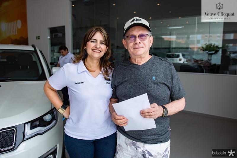 Paula Timbo e Paulo Sampaio