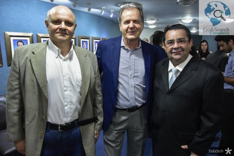 Mane Freithal, Amos Sousa e Lima Neto