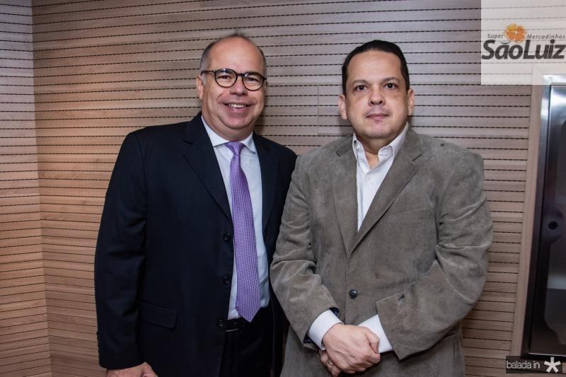 Marcio Menezes e Marcos Lage