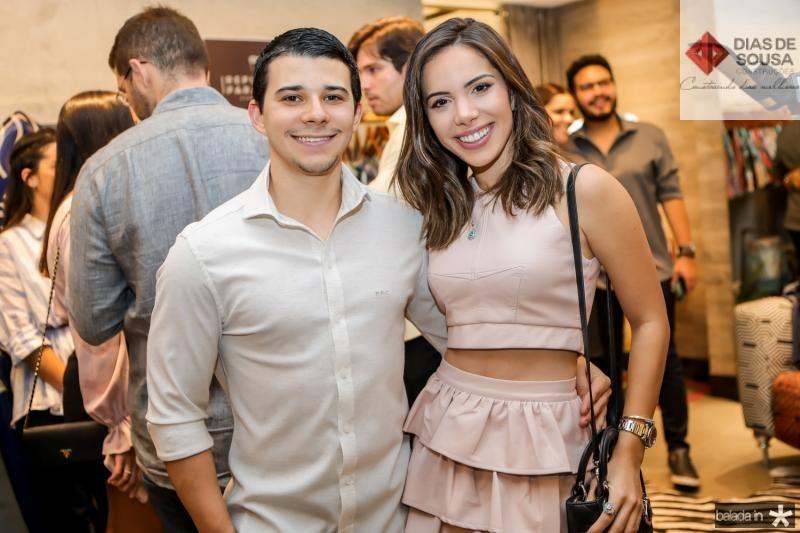 Pedro Negrao e Nicole Vasconcelos