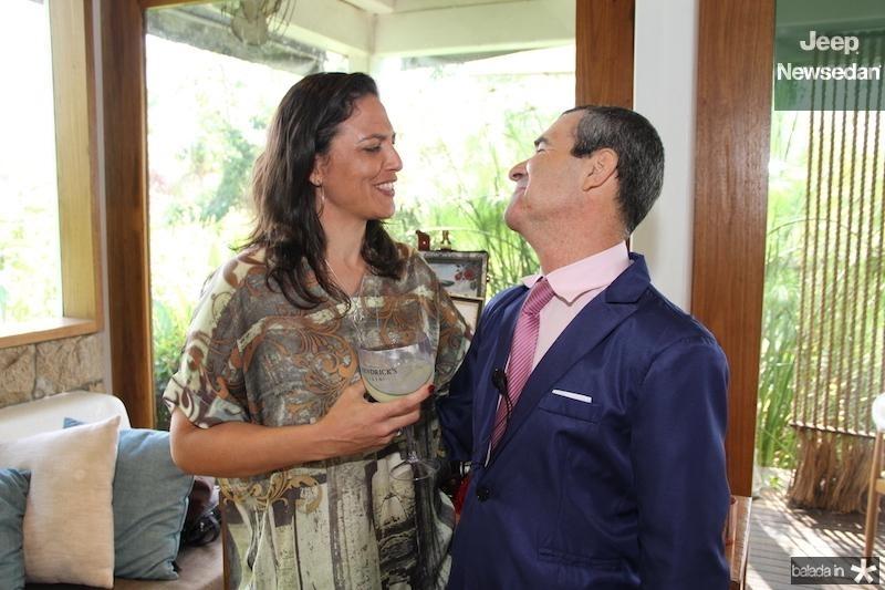 Bianca Petrillo e Jorge Bita