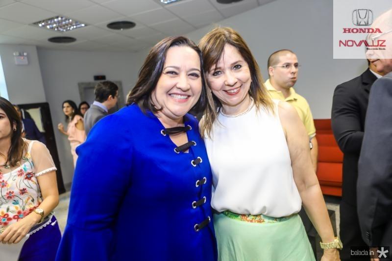 Norma Zelia e Carmen Ines Walraven