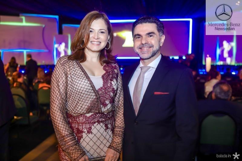 Sheyla e Isaac Furtado