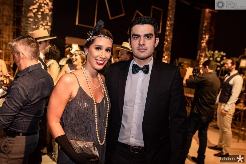 Manoela Melo e Rodrigo Nogueira