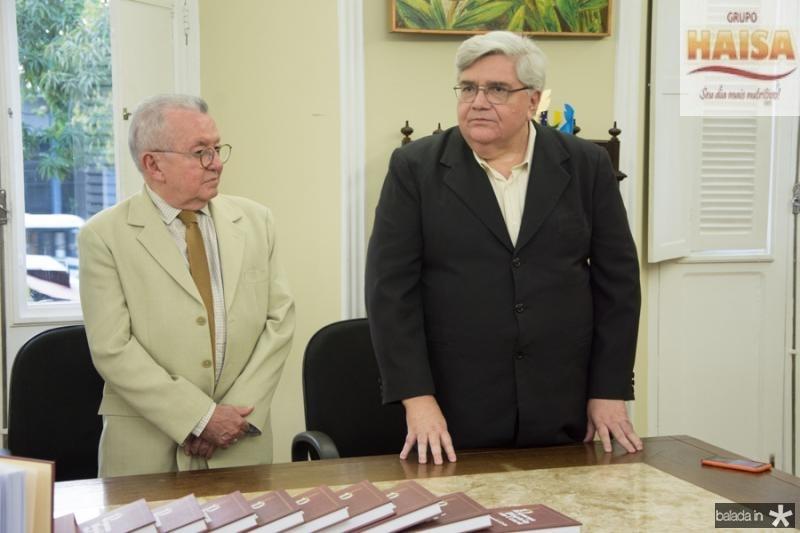 Henry Campos e Euripedes Chaves Junior