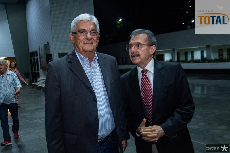 Assis Machado e Egidio Serpa