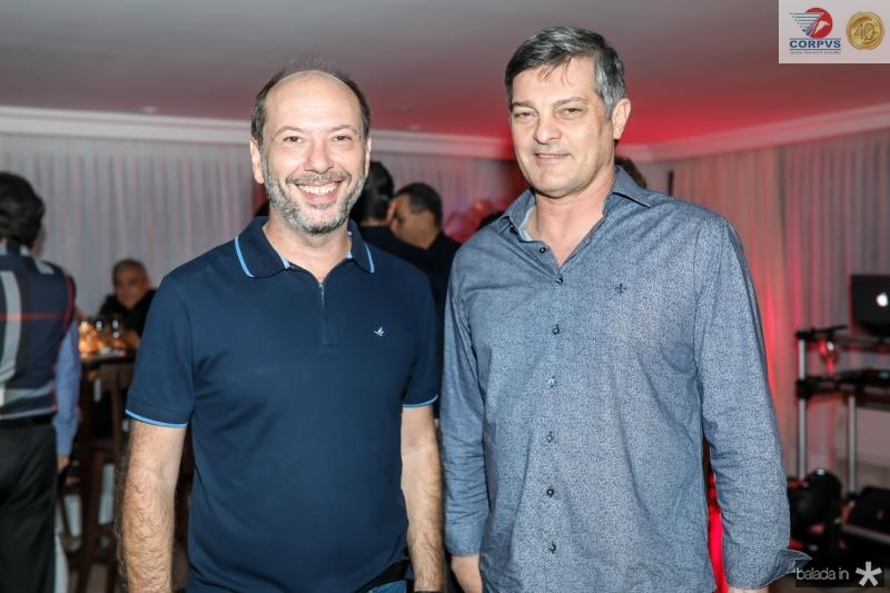 Ivo Ferreira Gomes e Cid Marconi