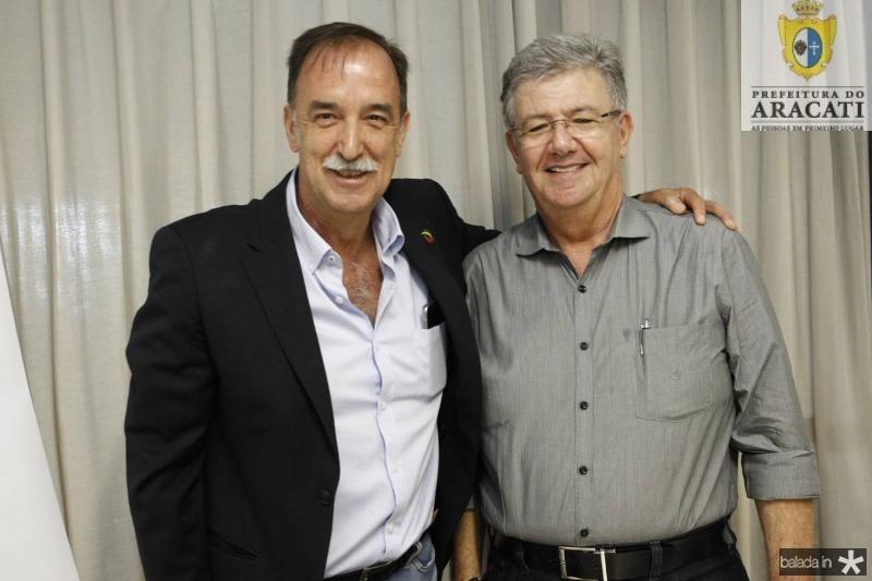 Armando Abreu e Carlos Maia