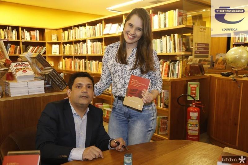 Bruno Queiroz e Vanessa Mesquita