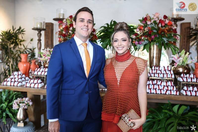 Andre e Gabriela Fiuza