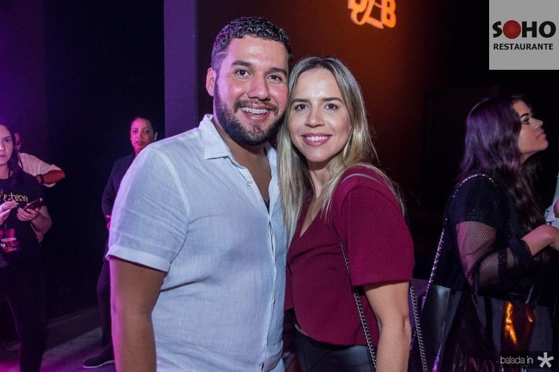 Iury Costa e Isabela Rolim