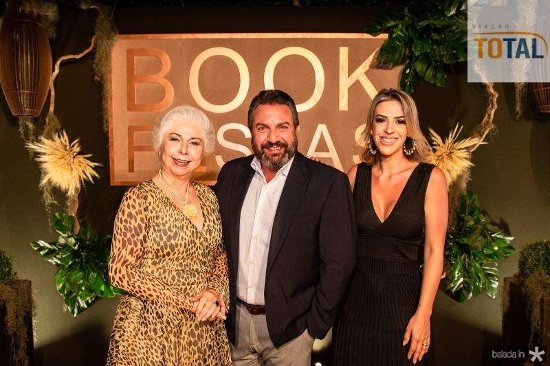 Alodia Guimaraes, Mario Sergio Garcia e Renata Garcia