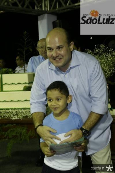 Kairon e Roberto Claudio