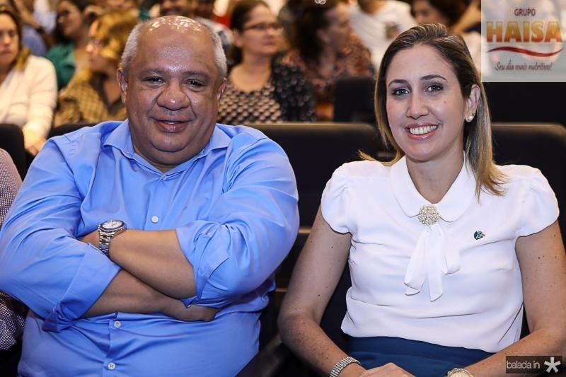 Pedro Alfredo e Alessandra Romano