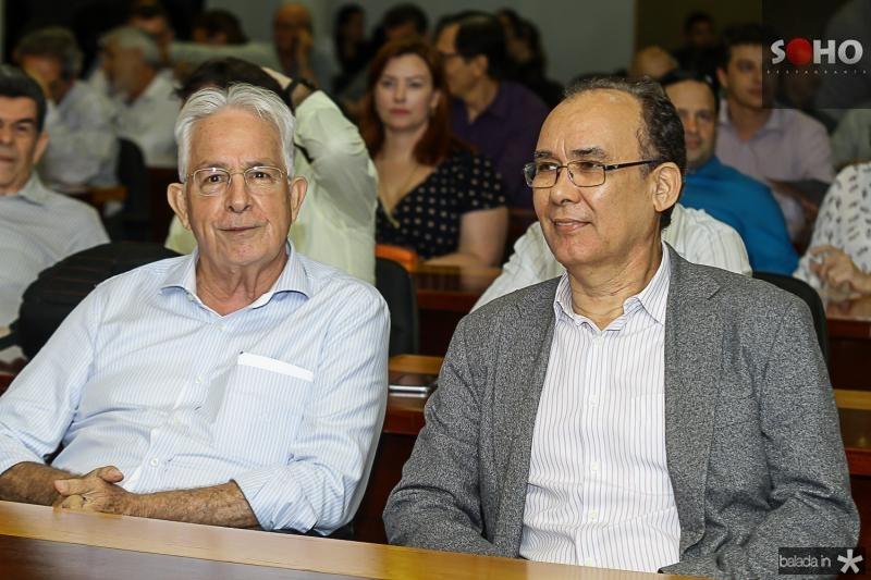 Carlos Prado e Francisco Teixeira