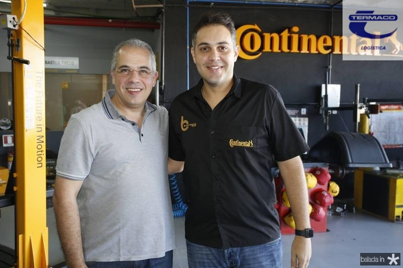 Stenio e Bruno Bastos