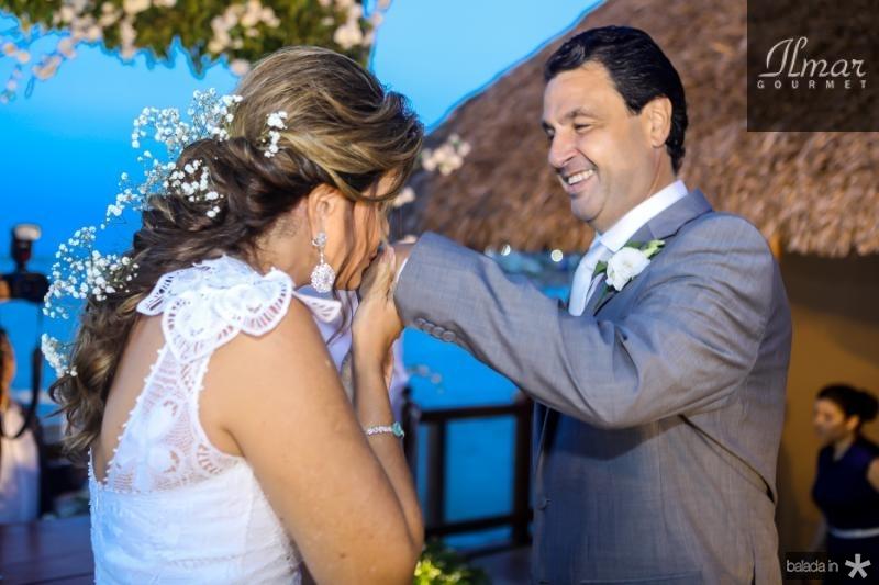Casamento de Ivana Bezerra e Alexandre Rangel