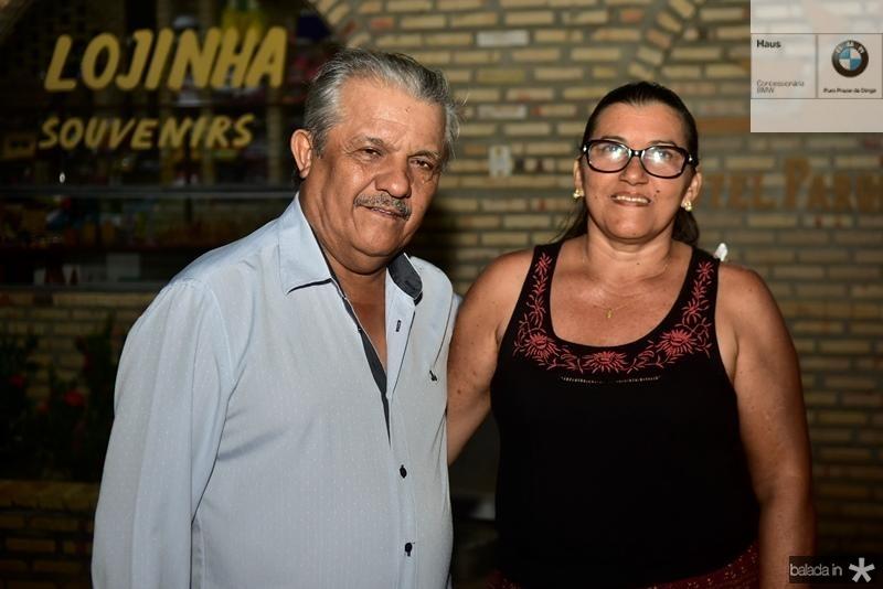 Erivan Monteiro e Nilza Monteiro