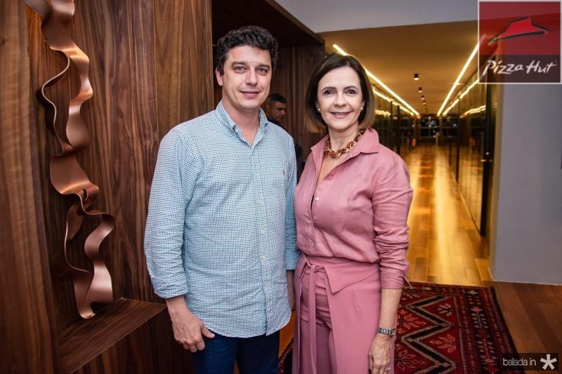 Andre Siqueira e Mirian Pereira