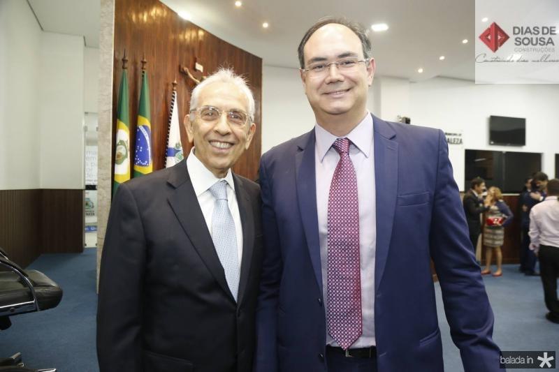 Paulo Ponte e Adriano Costa