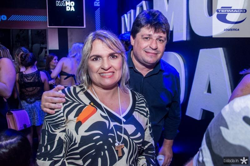 Marcia Lima e George Lima