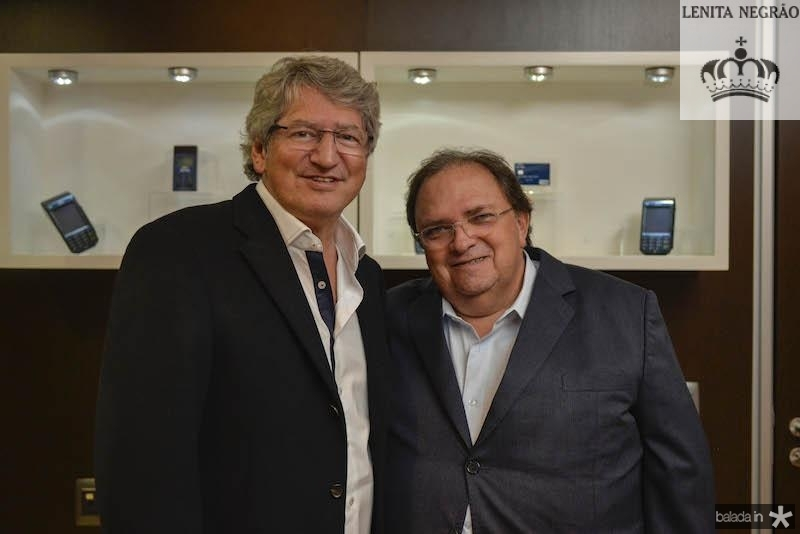 Jose Paulo Emsenhuber e Manoel Mace?do 2