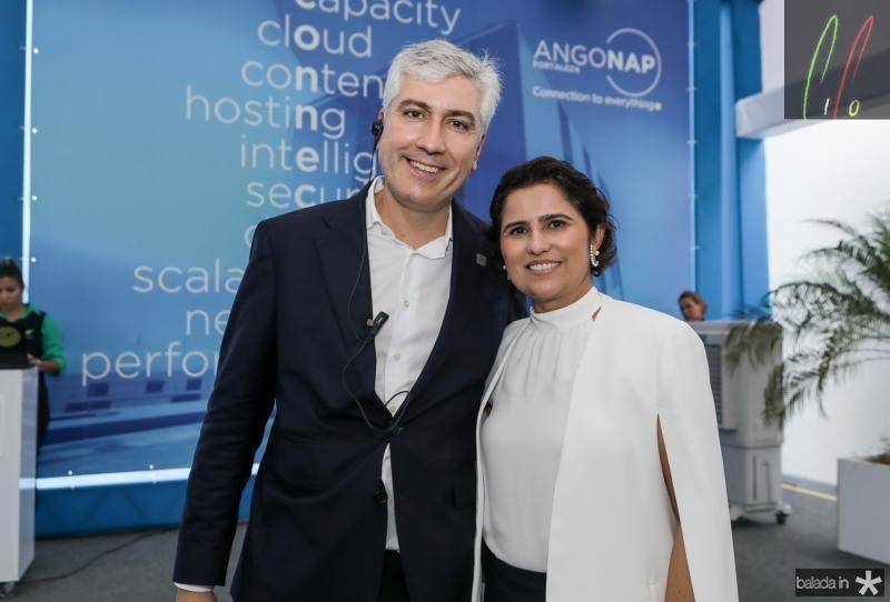 Samuel Carvalho e Micheline Albuquerque