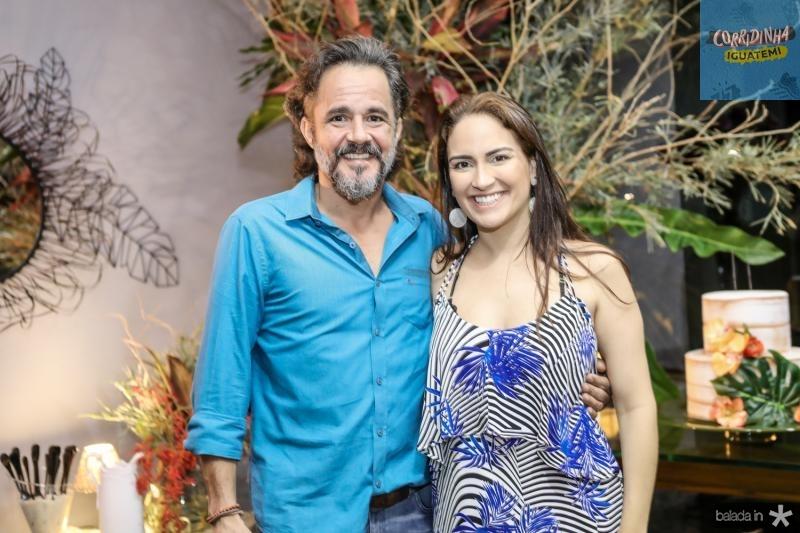 Carlos e Silvia Brandao