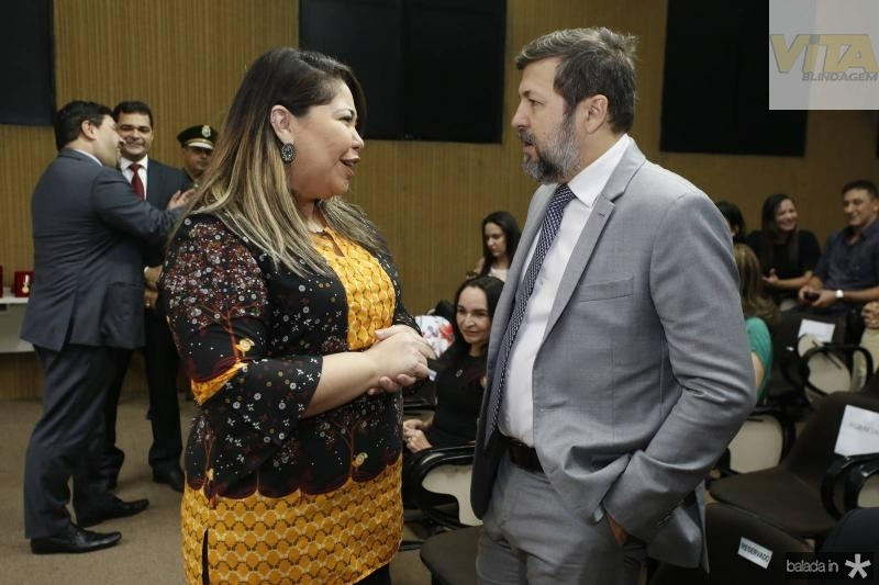 Regina Picolo e Elcio Batista